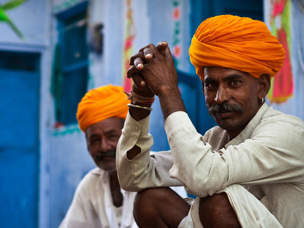 Turbans_Pushkar