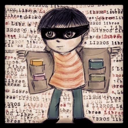 10 libros mas robados