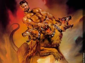 Mitologia Hades cancerbero
