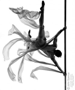 pole-dance by john spence