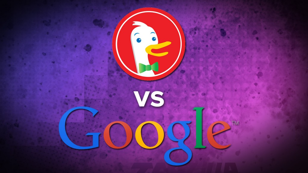 DuckDuckGo-vs-google