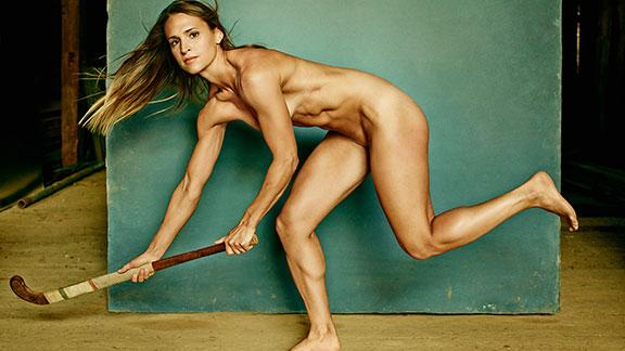 Foto: Jeff Lipsky Paige Selenski Delantera, seleccionada de hockey de EUA, 25años, 1.70m, 60kg.
