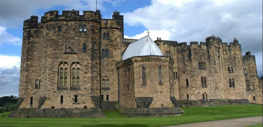 Castillo Alnwick