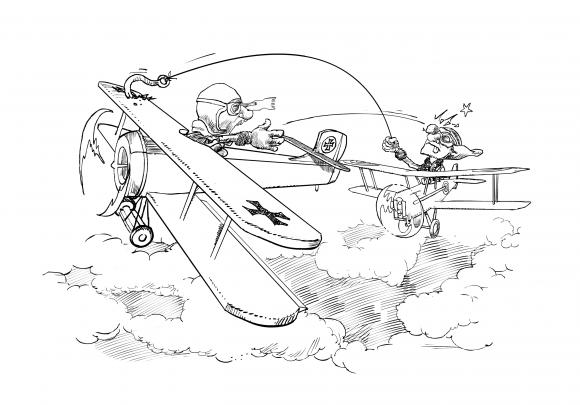 combates-aereos