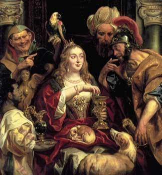 banquete de cleopatra
