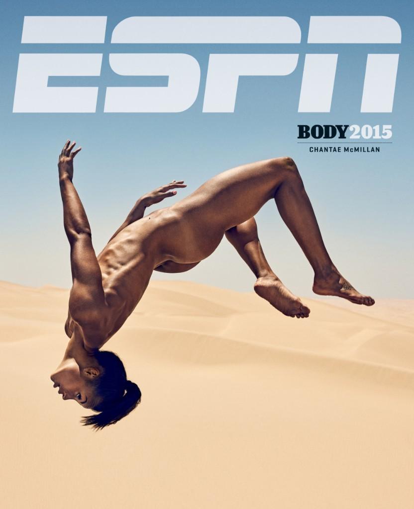 Foto: Carlos Serrao Chantae McMillan Atleta de Heptatlón de EUA, 27 años, 1.76m, 69kg.