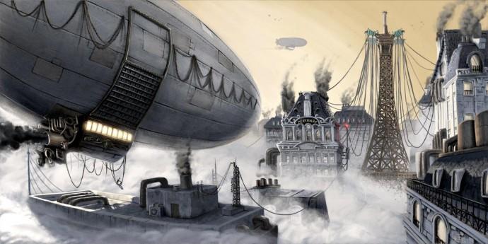 el mundo de Verne