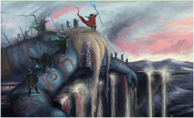 mitología nórdica1