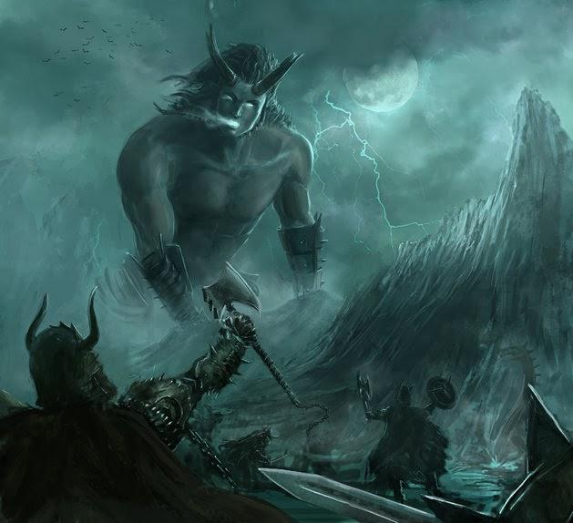 mitología nórdica2