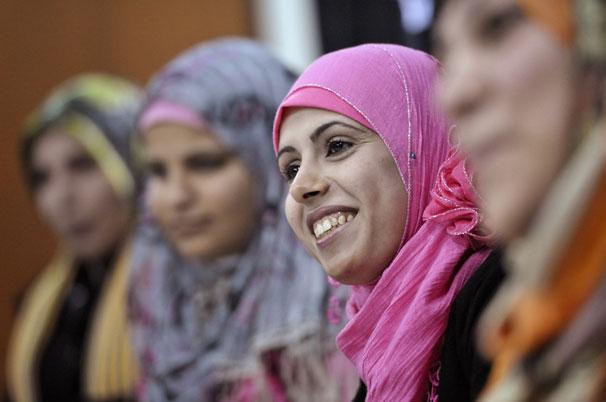 gaza-women