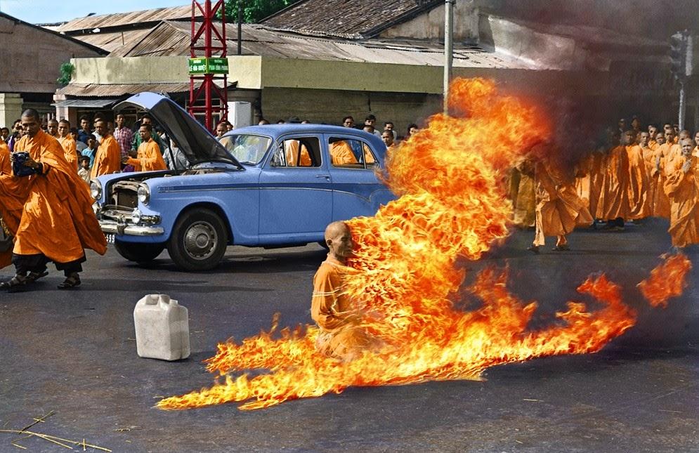 Autoinmolación de Tich Quang Duc