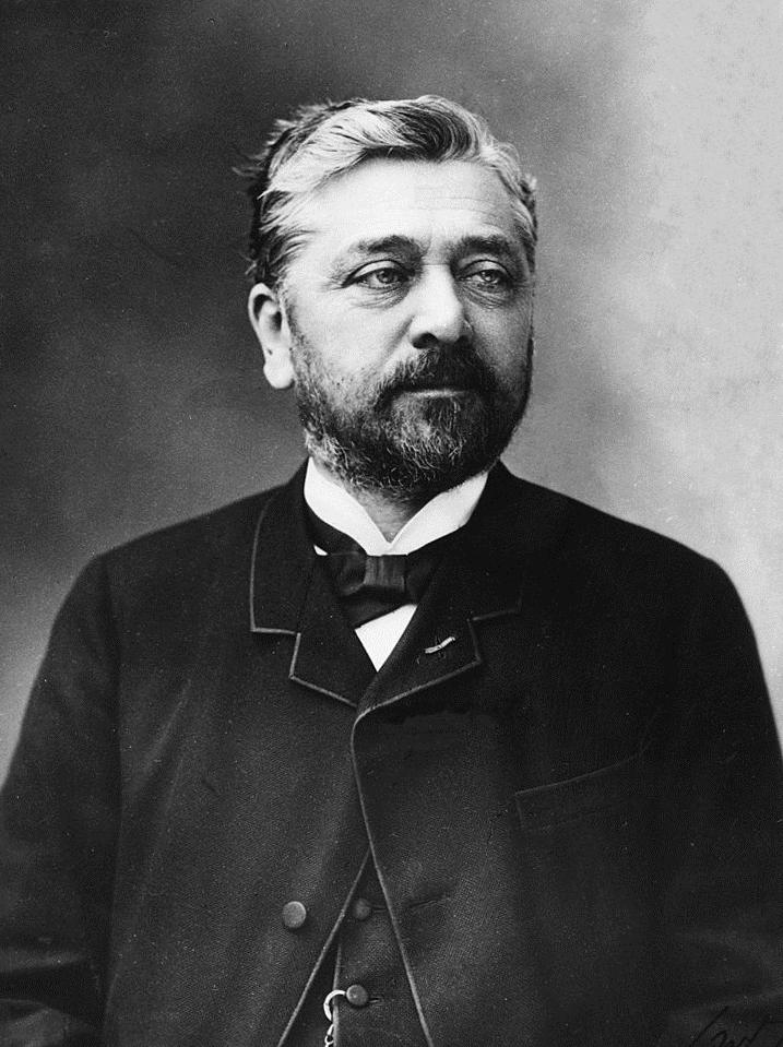 Gustave Eiffel, IngŽnieur franais (1832 Ñ1923)photo de Nadar. ©MP/Leemage AA094888 dbdocumenti 234 320 300 2766 3780 Scala di grigio