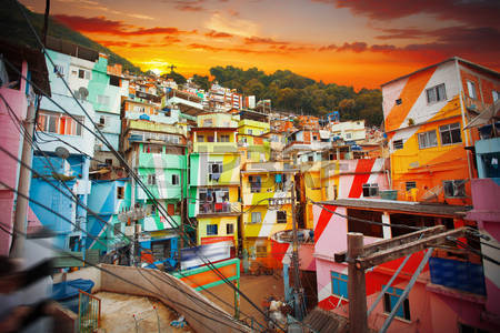 55377142-el-centro-de-r-o-de-janeiro-y-favela-brasil