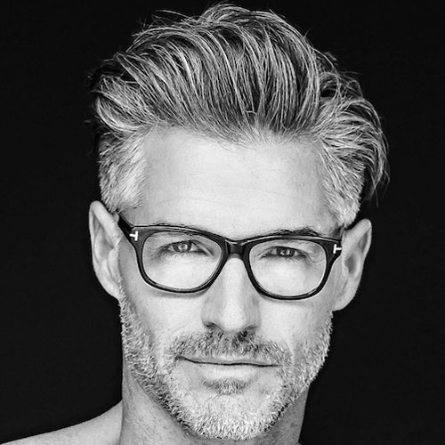 Hairstyles-For-Gray-Hair