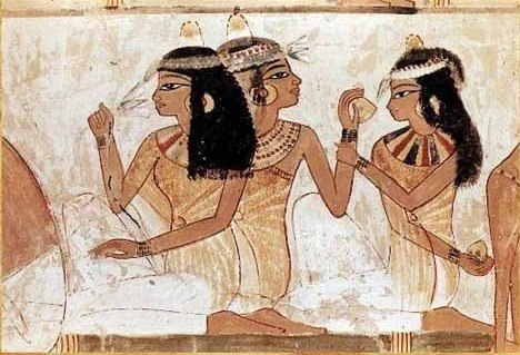 Ancient-Egyptians-Perfume-Cones