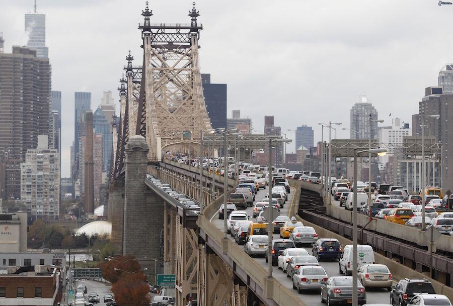 traffic-jam,-queensboro-bridge,-new-york-221958