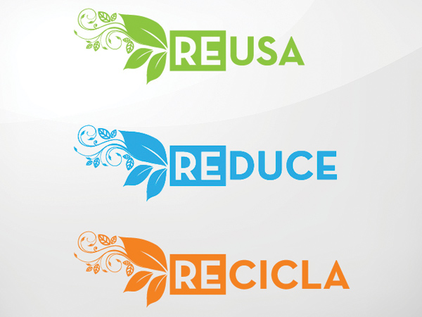 Reduce, Reusa, Recicla