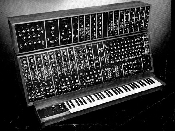 Sintetizador Moog