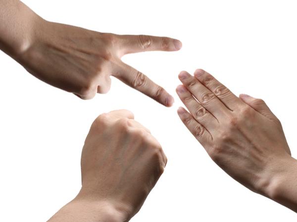 Liga de Piedra, Papel o Tijera
