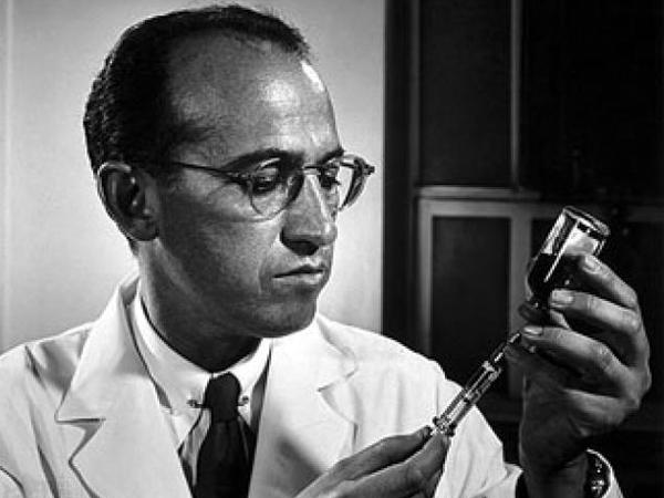 La vacuna contra la polio