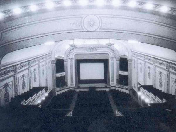 Las salas de cine de México
