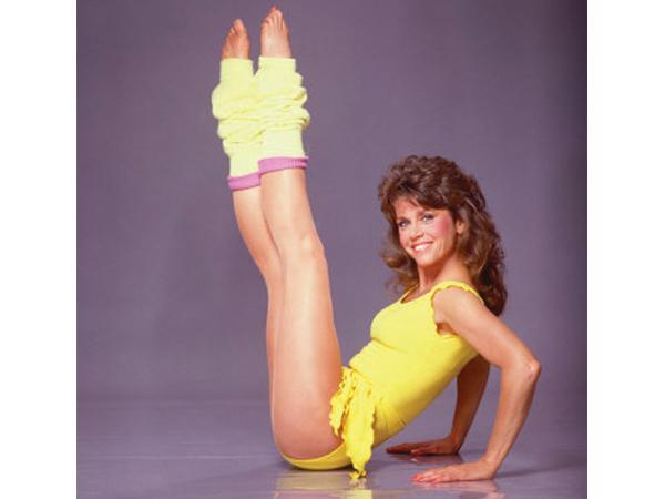 Aerobics uno… Aerobics 2: Jane Fonda y la revolución del ejercicio