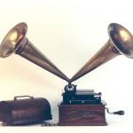 Del fonógrafo al MP3