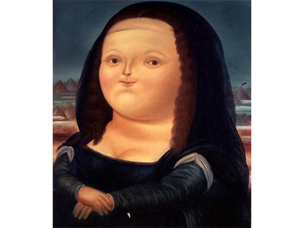 Las gordas de Botero