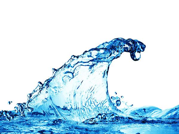 Purificación del agua, al estilo casero.