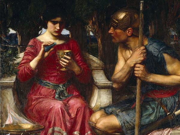Jasón y Medea, amor y tragedia