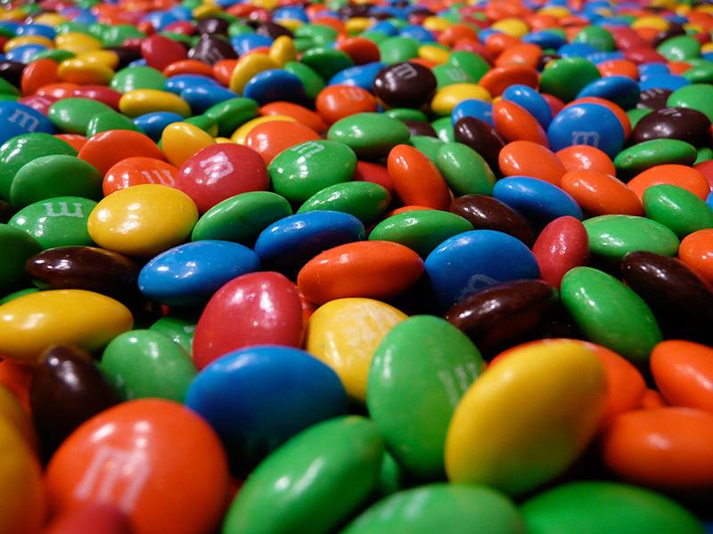 El chocolate que se derrite en tu boca y no en tu mano.