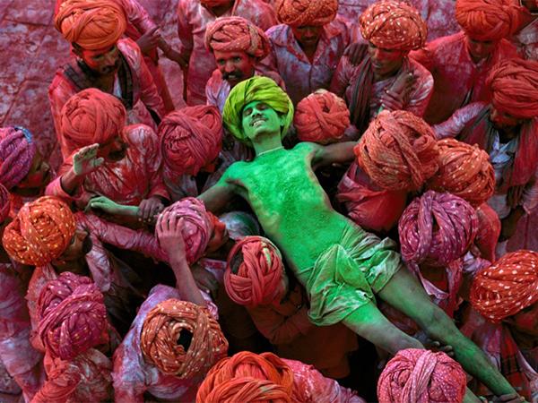 Holi, el festival de los colores