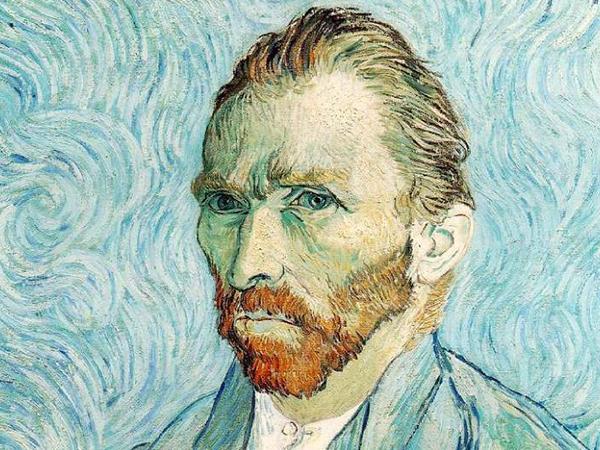 Los autorretratos de van Gogh