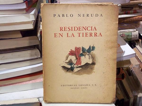 """""""Residencia en la tierra"""""""