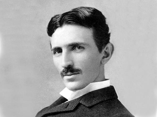 """El """"genio loco"""", Nikola Tesla"""