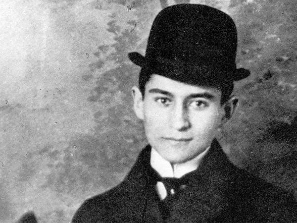 Las cartas de amor de Kafka