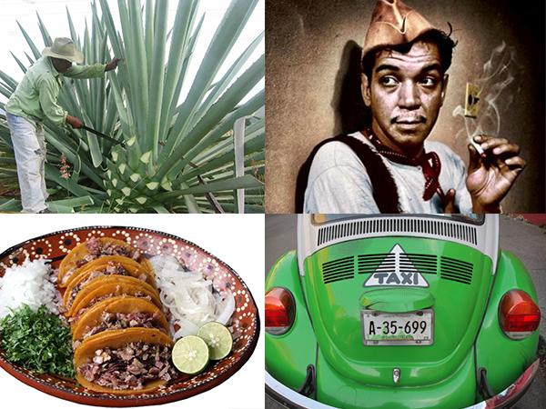 """La personalidad """"mexicana"""""""