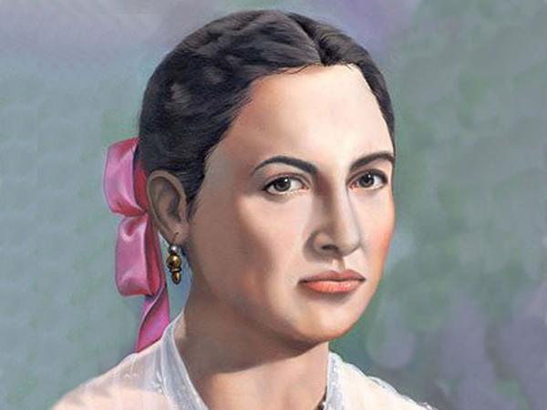 Gertrudis Bocanegra - Un día más culto