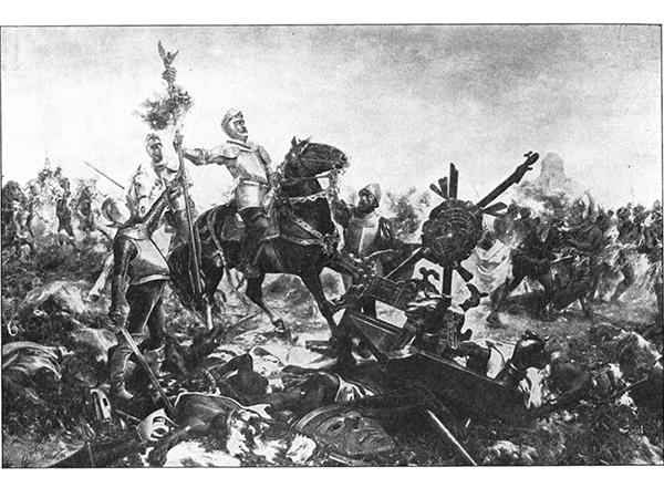 Genocidios Parte III - Un día más culto