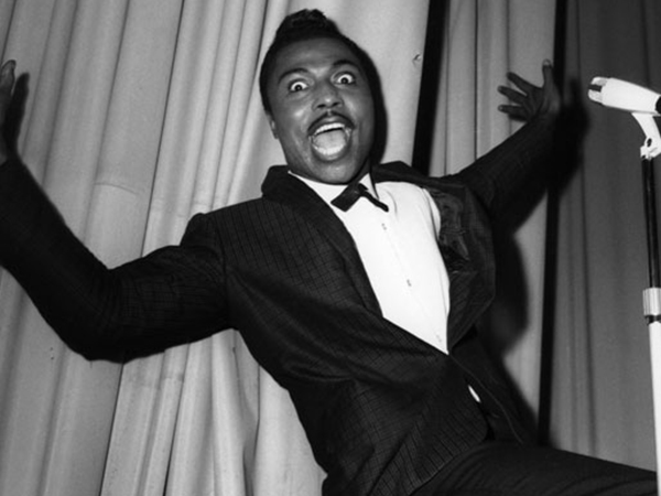"Little Richard ""Womp-bomp-a-loom-op-a-womp-bam-boom!"""