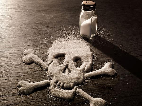 Los venenos blancos que ingerimos diario