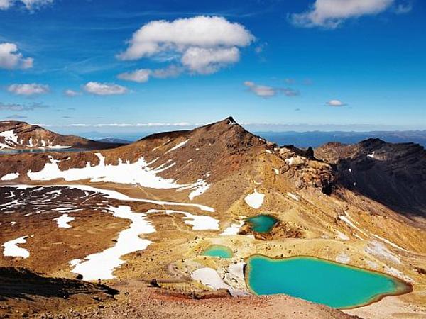 Tongariro trek