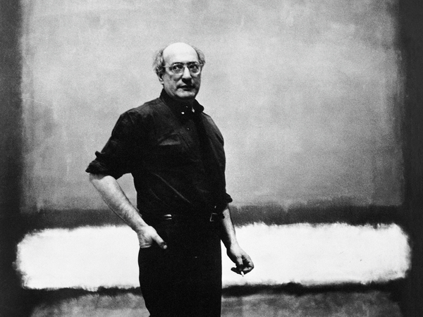 Mark Rothko y el arte abstracto