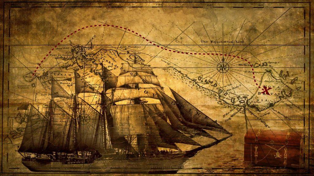 Orígenes de la piratería