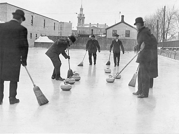 Curling: el curioso deporte olímpico