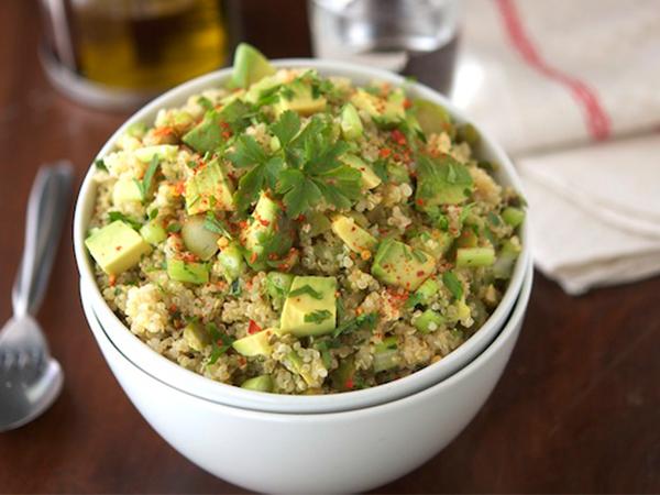 quinoa-receta