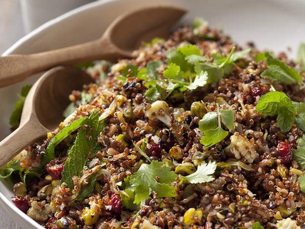 Quinoa, la semilla más nutritiva