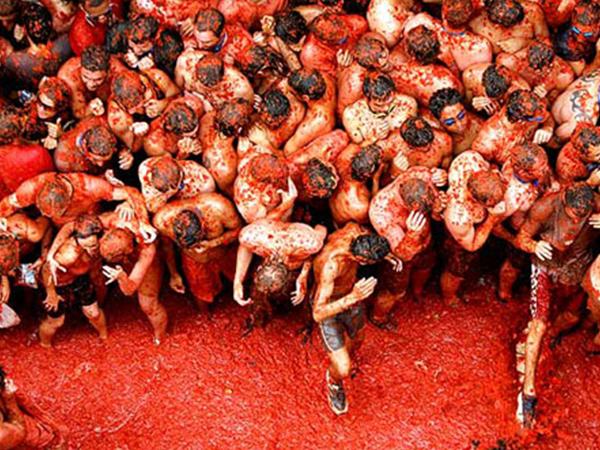 Festivales o rituales del mundo Parte 3
