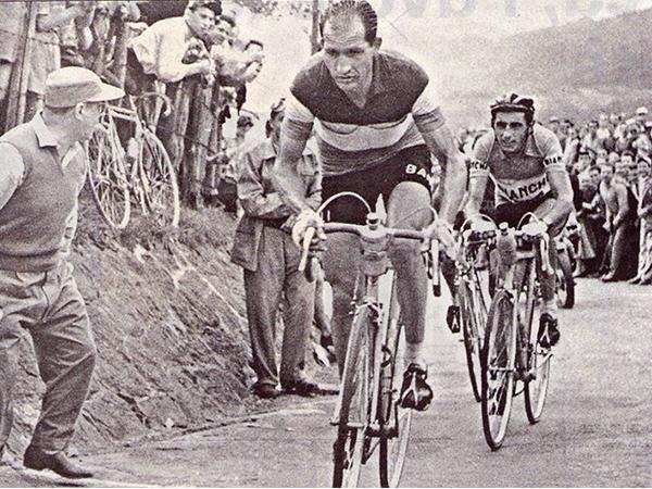 El ciclista más modesto de la historia
