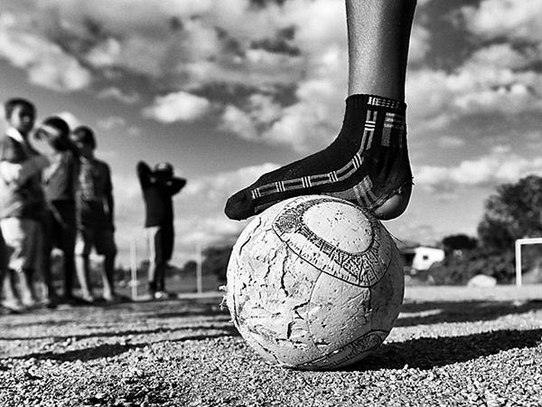 El futebol de Brasil